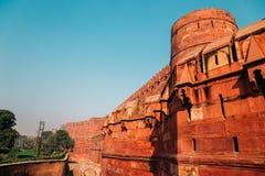 Agra fort w Agra, India Zdjęcie Royalty Free