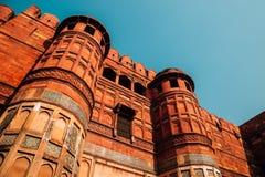 Agra fort w Agra, India Zdjęcie Stock