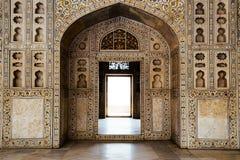 Agra fort w Agra, India Obraz Stock