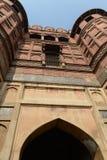 Agra fort w India Zdjęcie Royalty Free