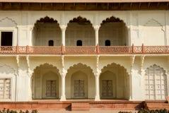 Agra fort w Agra India Rajasthan Zdjęcie Royalty Free