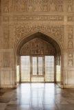 Agra fort w Uttar Pradesh, India Zdjęcie Royalty Free