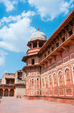 Agra fort w Uttar Pradesh, India Fotografia Royalty Free