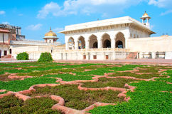 Agra fort w Uttar Pradesh, India Obrazy Royalty Free