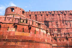 The Agra Fort Royalty Free Stock Photo