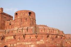 agra fortu czerwień Zdjęcie Stock