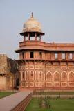 agra fortu czerwień Obrazy Royalty Free
