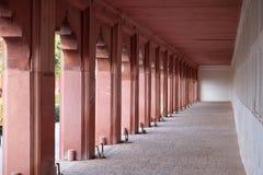 agra fortu czerwień Zdjęcia Stock