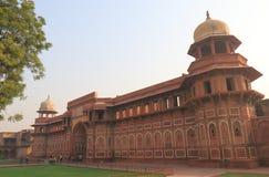 Agra fortu dziejowa architektura Agra India Zdjęcie Royalty Free