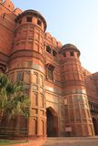 Agra fortu dziejowa architektura Agra India Zdjęcia Stock