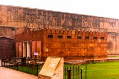 agra fortu ind czerwoni Zdjęcia Royalty Free