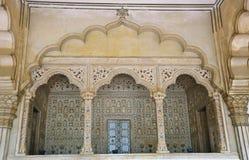 agra fortu ind królewiątka s siedzenie Fotografia Royalty Free