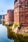 agra fortu ind pradesh uttar Fotografia Royalty Free