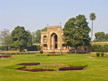 agra ind mauzoleum nurjahan Zdjęcie Royalty Free