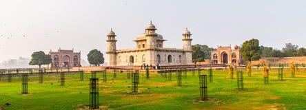 Itmad-Ud-Daulah Mausoleum Stock Images