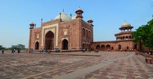 Taj Mahal in Agra, India royalty free stock images