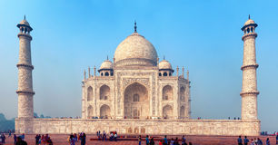 AGRA, INDIA - 17 NOV 2012: One of the main attractions of India. Royalty Free Stock Photography