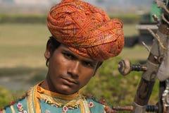 Agra, India - novembro 2011 Imagens de Stock