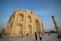 Agra India Taj Mahal Royalty Free Stock Images