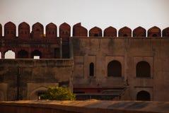 agra indu Agra Fort Zdjęcia Royalty Free