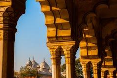 agra indu Agra Fort Obrazy Stock