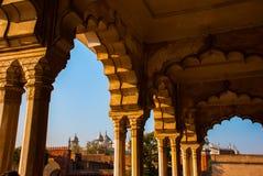 agra indu Agra Fort Obraz Royalty Free