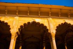 agra indu Agra Fort Zdjęcie Stock
