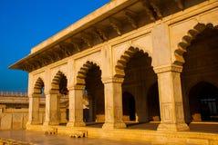 agra indu Agra Fort Obraz Stock