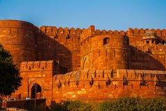 agra indu Brama Agra fort Obraz Royalty Free