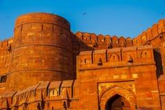agra indu Brama Agra fort Obrazy Royalty Free