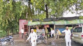 Agra, la India imagenes de archivo