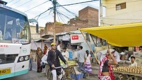 Agra, la India fotos de archivo libres de regalías