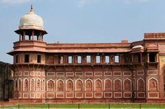 Agra - Red Fort Royalty Free Stock Image