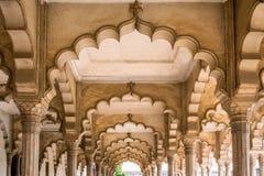Agra rewolucjonistki fort Zdjęcie Stock