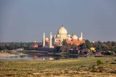 Agra rewolucjonistki fort Zdjęcie Royalty Free