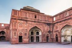 Agra rewolucjonistki fort Zdjęcia Stock