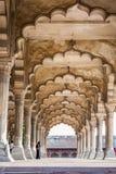 Agra rewolucjonistki fort Obrazy Royalty Free