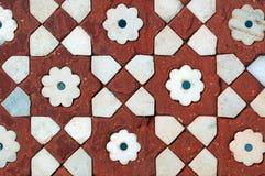 agra taj mahal meczetowy indu Obrazy Royalty Free