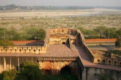 agra terenu fort Zdjęcia Royalty Free