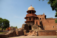Agra, Uttar Pradesh, Indien Lizenzfreie Stockbilder