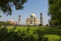 Agra Uttar Pradesh, Indien - Maj 2016: Återställandearbete i Fotografering för Bildbyråer