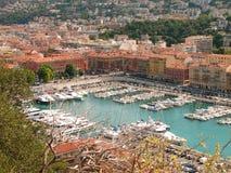 Agradável - porto Imagem de Stock Royalty Free