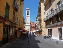 Agradável, ruas Imagem de Stock