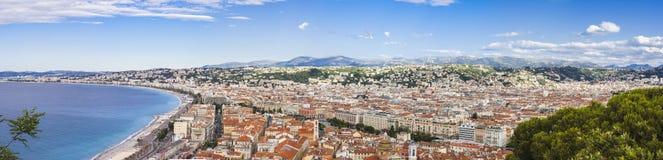 Agradable, Nizza Foto de archivo libre de regalías