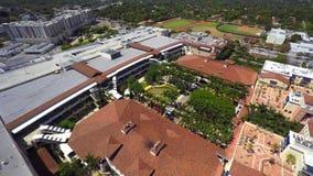 Agrafe visuelle aérienne 3 de Merrick Park Miami clips vidéos