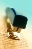 Agrafeuse Photos libres de droits