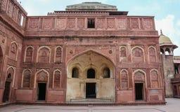 Agrafort in Agra, India royalty-vrije stock afbeeldingen