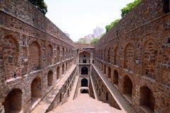 Agrasen-ki Baoli Stockfotografie