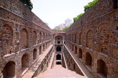 Agrasen ki Baoli Fotografia Stock