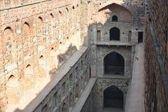 Agrasen ki Baoli, New Delhi Zdjęcie Royalty Free